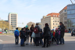 HELP-Gruppe am Aegidientorplatz