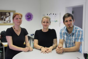 HELP-Dozenten beim Sommercampus (Foto: Niklas Kleinwächter)